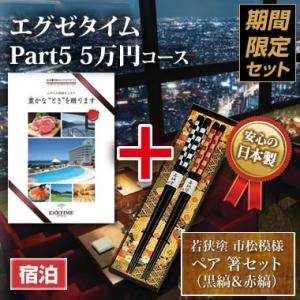 《ペア箸セット》エグゼタイム(EXETIME)Part5(5万円)